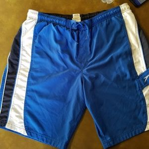 Speedo Swim Trunks Size L